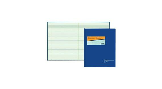 Livres et cahiers de comptabilité