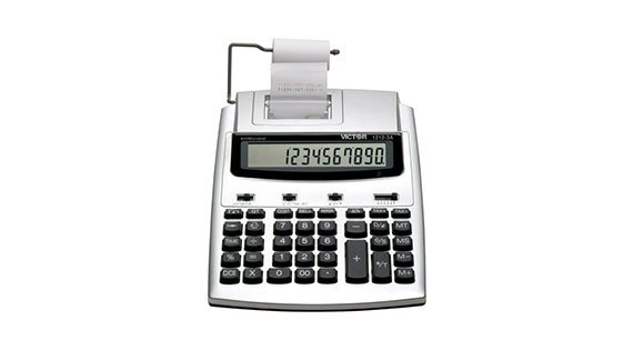 Calculatrices imprimantes