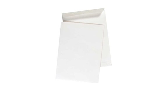 Enveloppes blanches