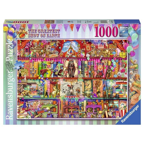Casse-tête 1000 morceaux Le plus grand spectacle