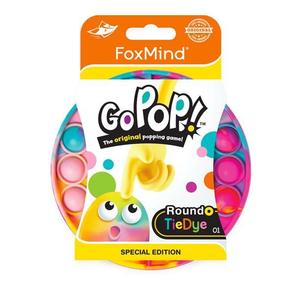 Jeu Go Pop ! Roundo Tie-Dye