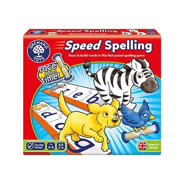 Jeu Speed spelling