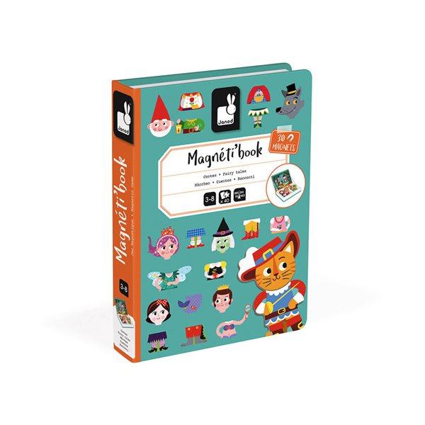 Jeu Magnéti'book Contes de fées