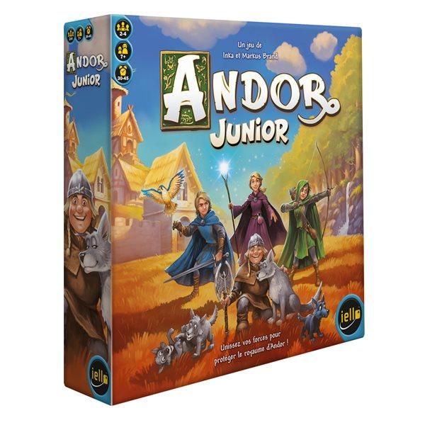 Jeu Andor junior