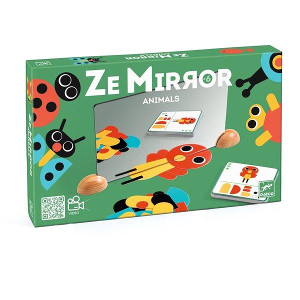 Jeu Ze Mirror - Animals