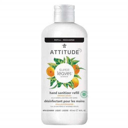 Désinfectant à main Super Leaves Attitude 473ml