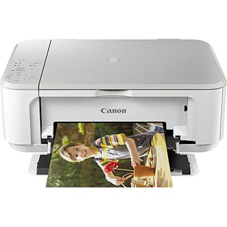 Imprimante multifonction jet d'encre couleur sans fil PIXMA MG3620 Blanc