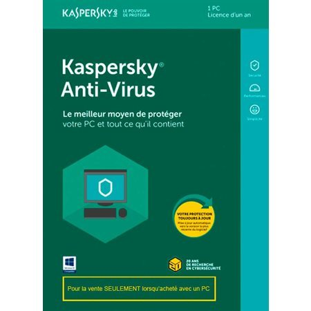 Kasperkey Anti-Virus 2020 OEM