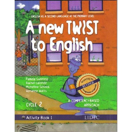 A NEW TWIST TO ENGLISH 3E ANNE 2e ed.