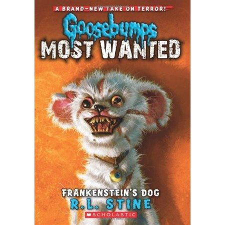 Frankenstein's dog, Tome 4, Goosebumps most wanted