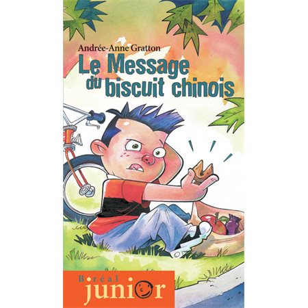 Message du biscuit chinois (le)