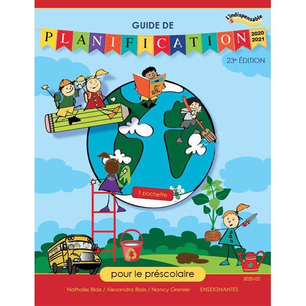 Guide préscolaire 1 pochette 2020-02