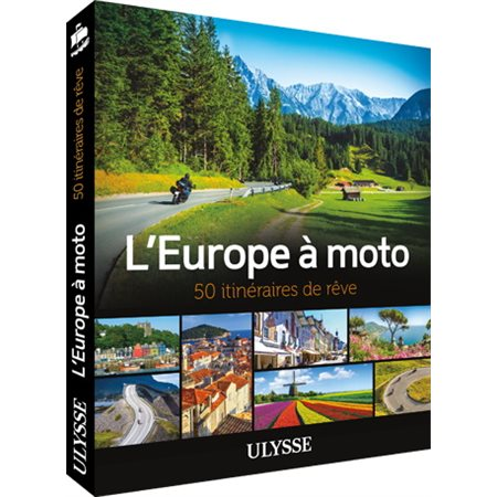 L'Europe à moto