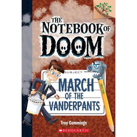 The Notebook of Doom #12