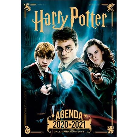 Harry Potter agenda 2020-2021