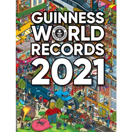Guinness world records 2021 (français)