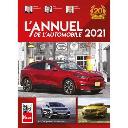 L'annuel de l'automobile 2021