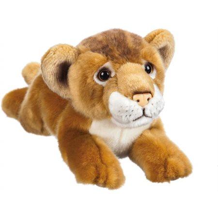 PELUCHE LION 12``