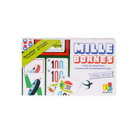MILLE BORNES BILLINGUE