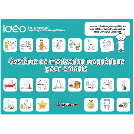 SYSTEME DE MOTIVATION MAGNETIQUE POUR ENFANTS
