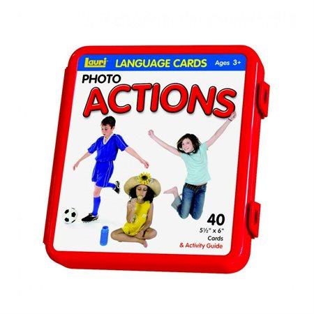 Cartes Les actions