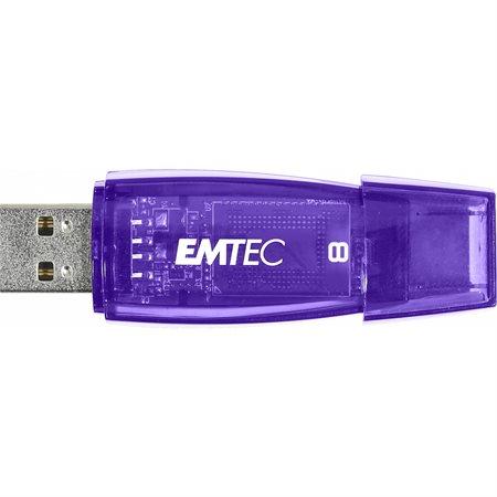 Clé USB à mémoire flash Color Mix C410 USB 2.0 - 8 Go