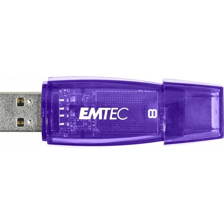 CLÉ USB EMTEC 8G ASST
