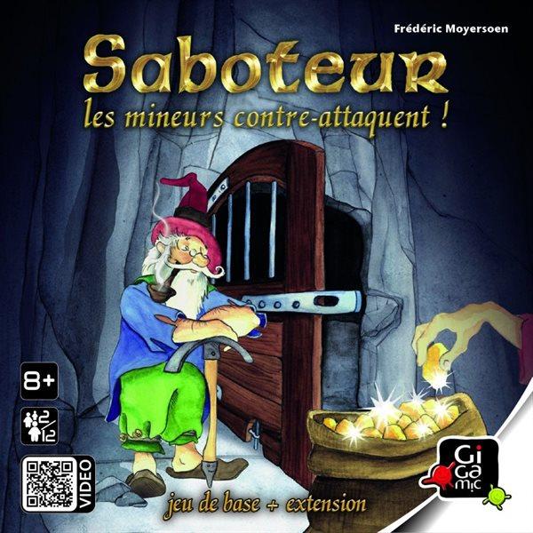 Jeu Saboteur