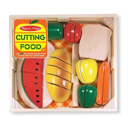 Aliments à couper