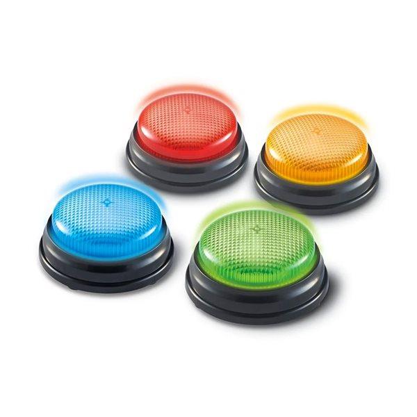 Bouton-réponse avec sons et lumières