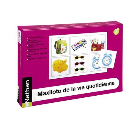 MAXILOTO DE LA VIE QUOTIDIENNE