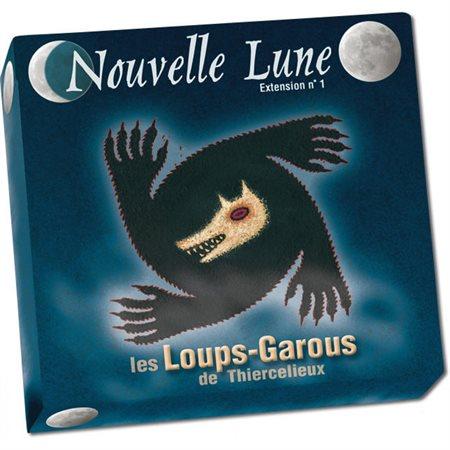 LOUPS-GAROUS NOUVELLE LUNE