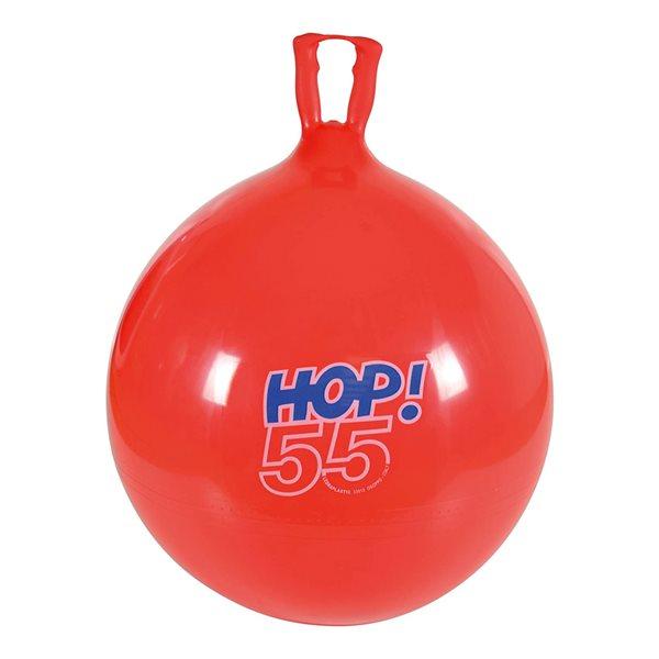 Ballon sauteur Hop ! Rouge