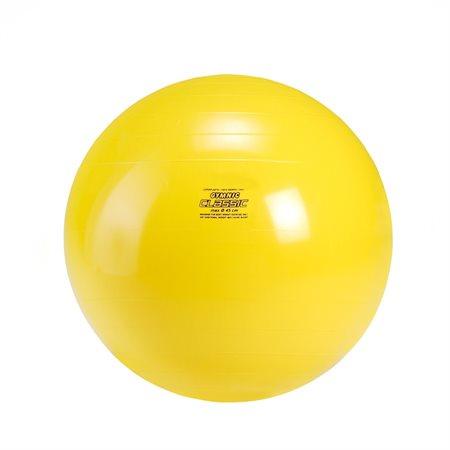 Ballon d'exercice Gymnic Classic Jaune