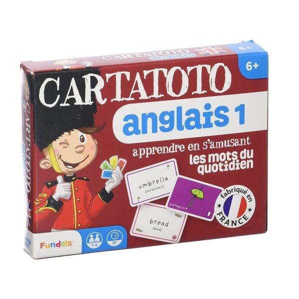 CARTATOTO ANGLAIS #1