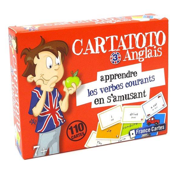 CARTATOTO ANGLAIS #3