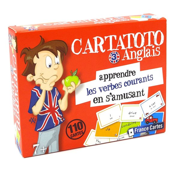 Jeu Cartatoto Anglais 3