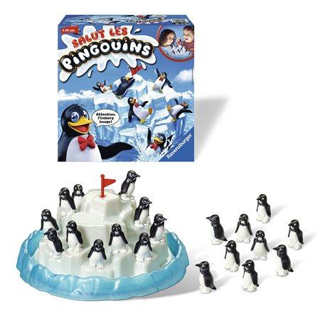 Jeu Salut les pingouins