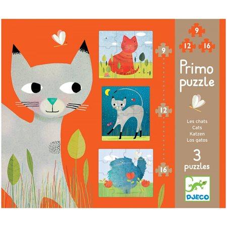 PRIMO CASSE-TÊTE /  CHATS /  9,12,16 MCX