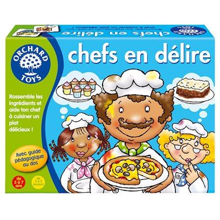 CHEFS EN DELIRE (FR)