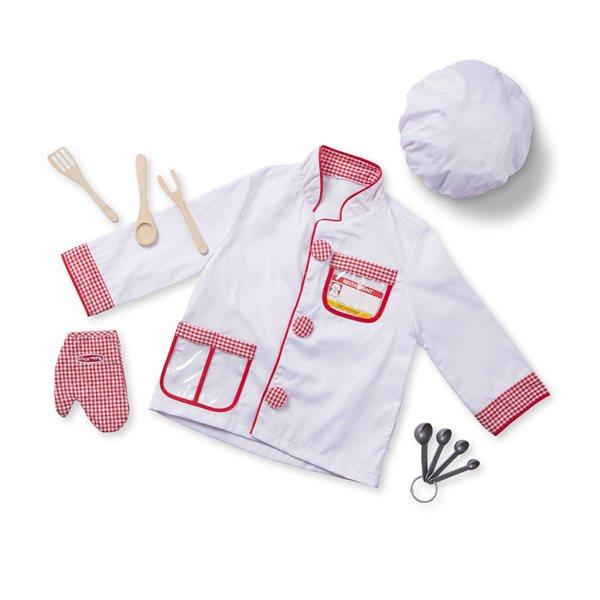 Costume de chef cuisinier