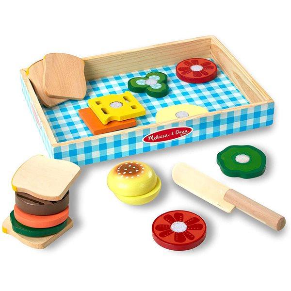 ENSEMBLE DE PREPARATION DE SANDWICH