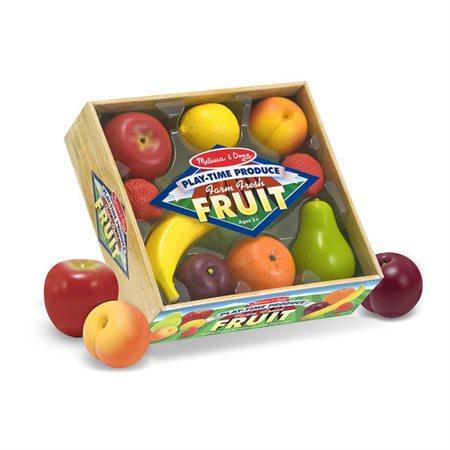 FRUITS DE JEU