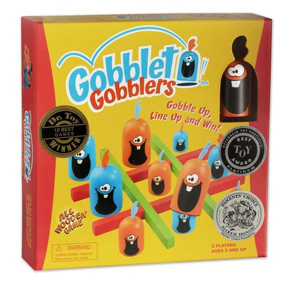 GOBBLET GOBBLERS BOIS (MULTILINGUE)