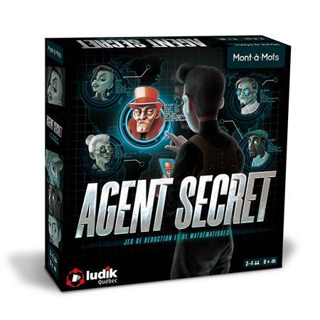 Jeu Mont-à-mots : Agent secret