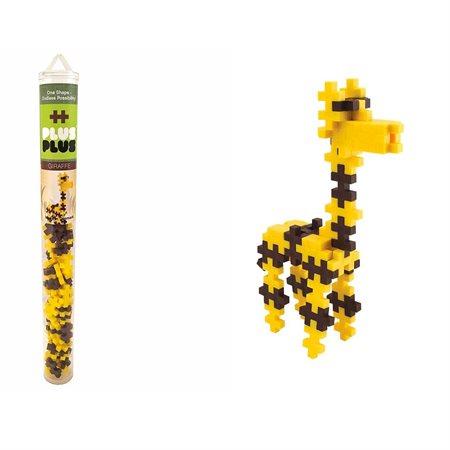 Blocs de construction en tube Girafe
