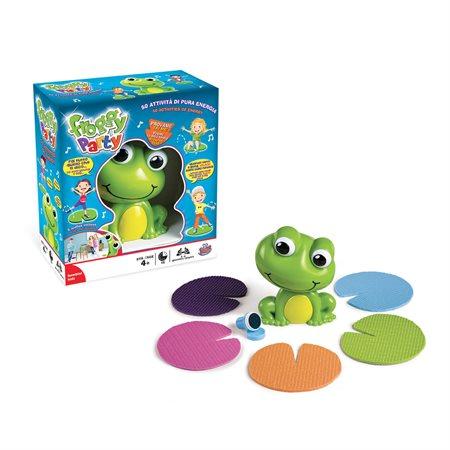 Froggy Party le jeu