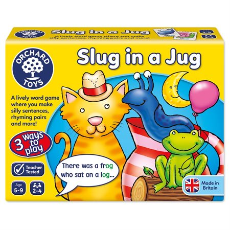 SLUG IN A JUG ANGLAIS