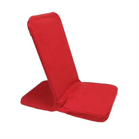 CHAISE RAY-LAX  ROUGE