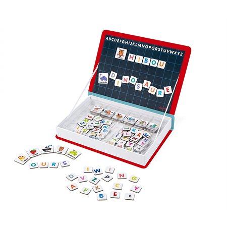 Magnétibook alphabet francais